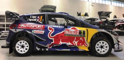 M-Sport Confirmed For Autosport International As Collaboration For Wales Rally GB Weekend Announced
