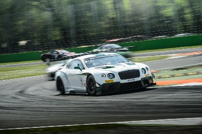M-SPORT BENTLEY MAKES STRONG START TO 2014 CAMPAIGN