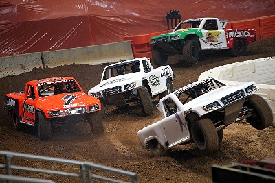 MACCACHREN SWEEPS STADIUM SUPER TRUCKS ROUND NO. 6