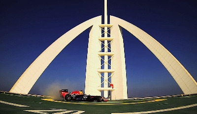 The Making of the Seven Star Spin - Burj Al Arab