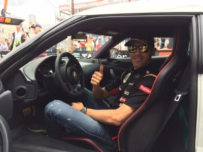 Taking Hairpins and Turning Heads: Maldonado takes the prize in Monaco
