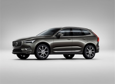 Manchester Arndale Shoppers To Get UK's First Look At New Volvo XC60