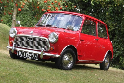 'MARGO' THE MINI REVS UP SUPPORT FOR PROSTATE CANCER UK