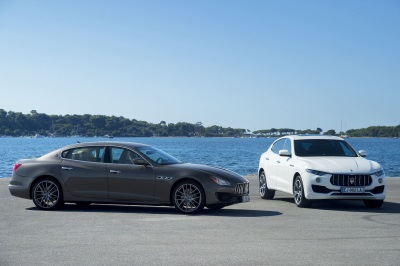 Maserati At The 40Th Cannes Yachting Festival