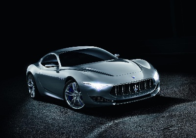 MASERATI ALFIERI WINS CAR DESIGNS OF THE YEAR AWARD FOR 2014 CONCEPT CAR OF THE YEAR