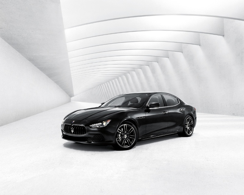 MASERATI GHIBLI SEDAN NAMED IIHS TOP SAFETY PICK