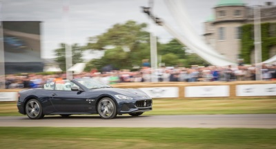 Maserati At The 2017 Goodwood Festival Of Speed