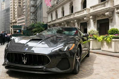 Granturismo Model Year 2018 Makes Its World Debut In New York