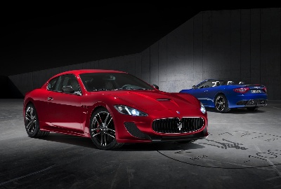 MASERATI CONTINUES TRIPLE DIGIT GROWTH STREAK IN APRIL AFTER DEBUT OF GRANTURISMO MC CENTENNIAL EDITION MODELS