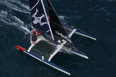 Maserati Multi70 Finishes The Transpac Race In Honolulu In Third Place