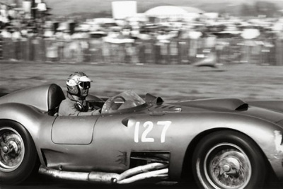 Local Legend and famed Maserati racer Billy Krause Named as Honorary Judge at Desert Concorso