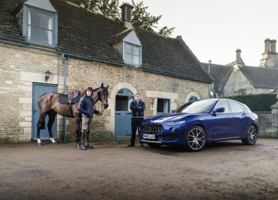 Battle Of The Brothers: Maserati Stages Unique 'Car Vs Horse' Race Between The Skeltons In Build-Up To Grand National