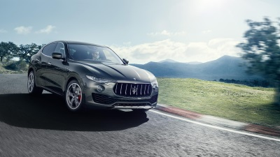 MASERATI'S FIRST EVER SUV TO MAKE UK DYNAMIC DEBUT AT GOODWOOD FESTIVAL OF SPEED