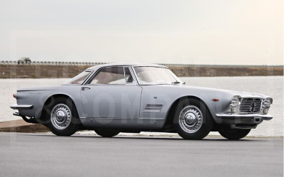 Refined Maseratis Add Italian Flair to The Pebble Beach Auctions Presented by Gooding & Company
