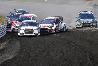 MATTIAS EKSTRÖM IS FIA WORLD RALLYCROSS CHAMPION