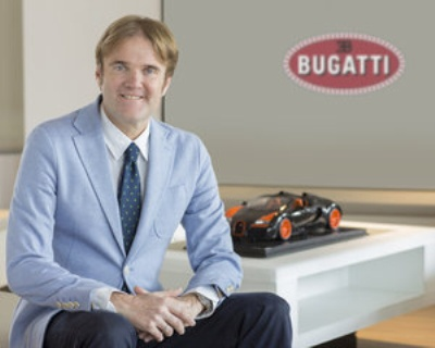 MAURIZIO PARLATO APPOINTED NEW CHIEF OPERATING OFFICER (COO) OF BUGATTI OF THE AMERICAS