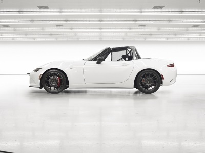 MAZDA WELCOMES 2016 GLOBAL MX-5 CUP PARTNERS