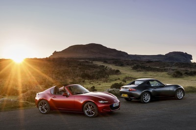 Mazda Named Manufacturer Of The Year In The 2017 AM Awards