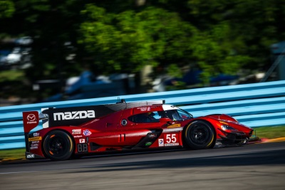 High Speeds And High G-Forces For Mazda Prototype Drivers
