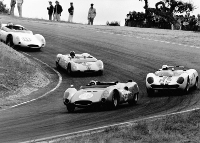Racing Through The Decades Feature Display At Rolex Monterey Motorsports Reunion Encapsulates 60 Years Of Laguna Seca