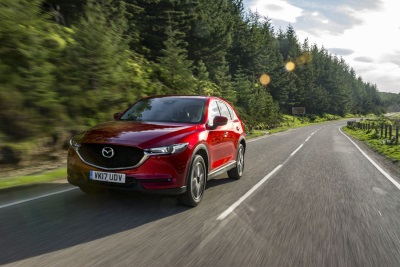 Mazda Launches New Accessory Packs For Its SUV Line Up