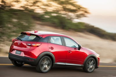 Chicago News Names 2017 Mazda CX-3 Best Crossover Of The Year