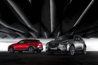 Updated Mazda Cx-3 And New GT Sport Special Edition Arrive This Summer