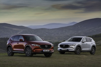The All-New Mazda CX-5 Achieves Maximum Five-Star Euro NCAP Rating
