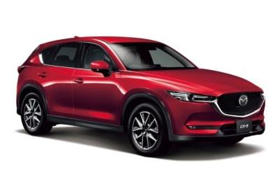 Mazda Starts Production Of The Cx-5 At Hofu Plant