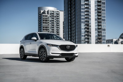 2017 Mazda CX-5 Joins Entire Mazda Lineup Tested As An IIHS 'Top Safety Pick+'