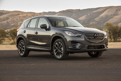 MAZDA CX-5 AND MAZDA6 EARN SUPERIOR RATINGS FROM IIHS