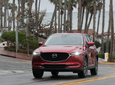 Mazda CX-5 Named Best Midsize Crossover For Families By Parents Magazine And Edmunds.Com