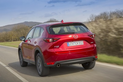 UK Pricing And Specification Announced For The All-New Mazda CX-5