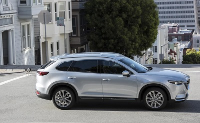 Mazda CX-9 Named A Finalist For 2017 World Car And World Design Of The Year Awards