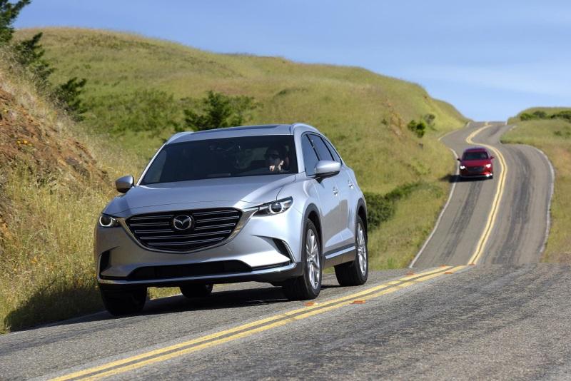 2017 Mazda CX-9 Wins Autotrader 'Must Test Drive' Award