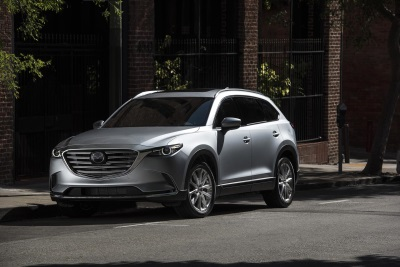 ALL-NEW MAZDA CX-9 MAKES LIST OF NORTH AMERICAN SUV OF THE YEAR FINALISTS