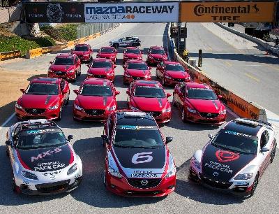Mazda Provides Fleet of New 2016 Mazda6s and CX-5s