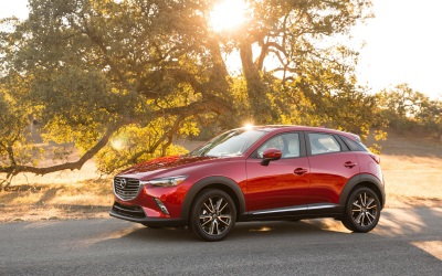 2016 MAZDA3 AND 2016 MAZDA CX-3 NAMED TO KBB.COM'S 10 BEST BACK-TO-SCHOOL CARS OF 2016