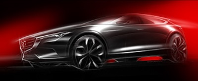 Mazda to Unveil Mazda KOERU Concept at Frankfurt Motor Show
