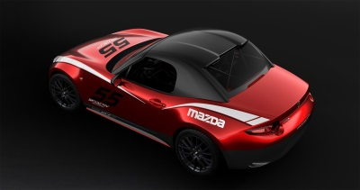 Topping It Off: Mazda Motorsports Adds Hardtop Availability Exclusively For Racing Customers