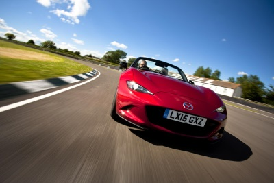 ALL-NEW MAZDA MX-5 NAMED BRITAIN'S BEST REAL-WORLD DRIVER'S CAR AT THE 2016 AUTOCAR AWARDS