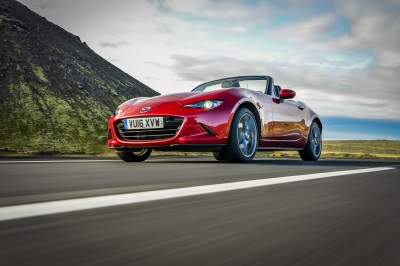 Mazda MX-5 Named Most Popular Convertible At The 2017 Honest John Awards