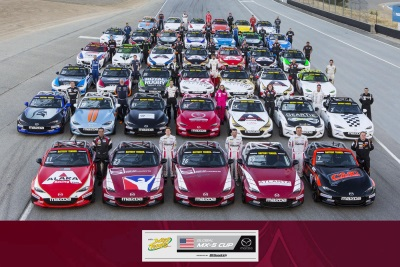 MAZDA MX-5 CUP: ROAD AMERICA PREVIEW