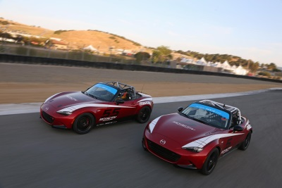 CHAMPIONSHIP LEADING MX-5 RACERS HEAD TO EUROPEAN SELECTION WITH CHANCE TO WIN A DRIVE IN THE 2016 MAZDA MX-5 GLOBAL CUP