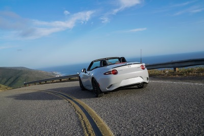 2016 MAZDA MX-5 MIATA IS TOP PICK FOR THE TRUTH ABOUT CARS' LIST OF THE TEN BEST AUTOMOBILES TODAY