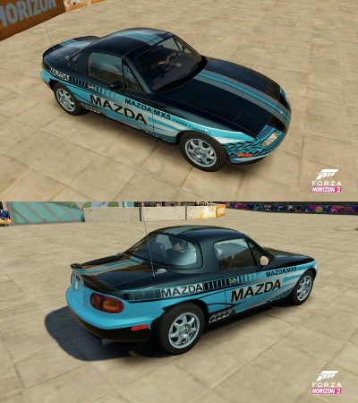 2016 MAZDA MX-5 MIATA, MAZDA MX-5 CHALLENGE RIVALS CONTEST NOW LIVE ON XBOX ONE