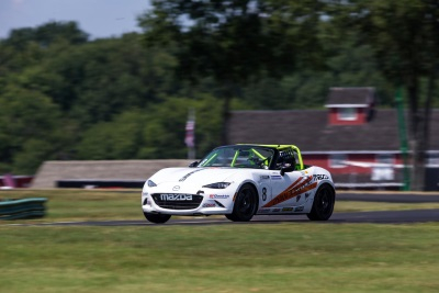 $200,000 ON THE LINE AT MAZDA MX-5 CUP SEASON FINALE