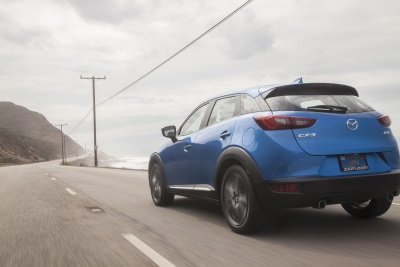 MAZDA MX-5 MIATA, CX-3 TAKE HOME BEST-IN-CLASS AWARDS FROM ANNUAL NEW ENGLAND MOTOR PRESS ASSOCIATION