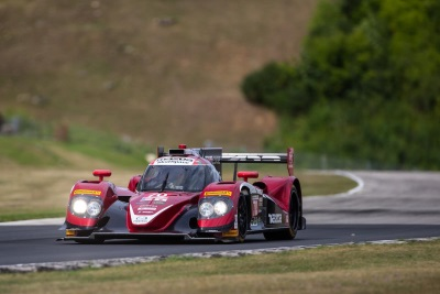 FIFTH-PLACE FINISH FOR MAZDA PROTOTYPE TEAM AT ROAD AMERICA