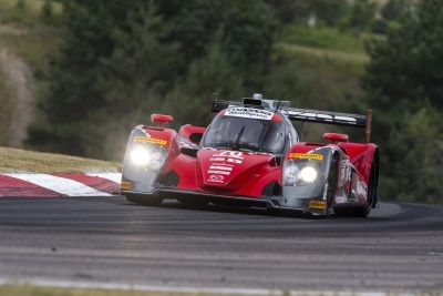 MAZDA PROTOTYPE TEAM SCORES ANOTHER TOP-FIVE FINISH